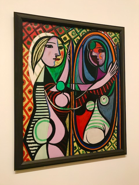 6.Picasso Girl before mirror
