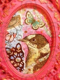 Bird n Pink