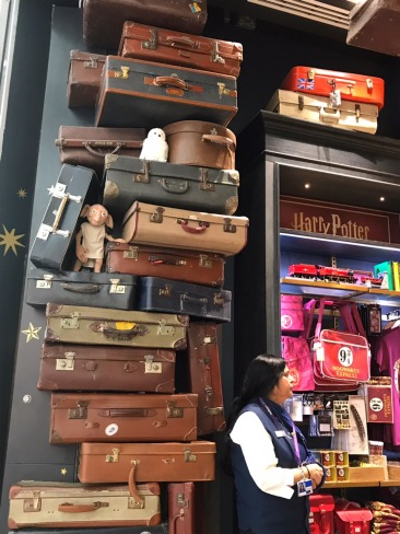 Harry Potter store1
