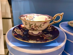 Wedgwood Wonderlust Midnight Crane